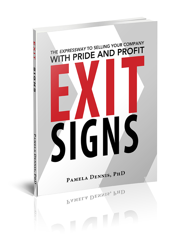 exit signs book